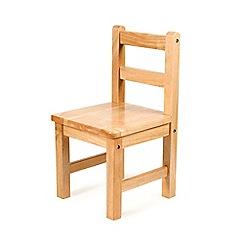 Tidlo - Children's classic chair - natural
