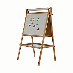 Tidlo - Double sided easel with paper