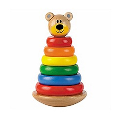 Tidlo - Wobbly bear stacker