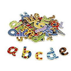 Tidlo - Magnetic letters (58 pieces)