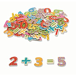 Tidlo - Magnetic number ( set of 100 pieces)