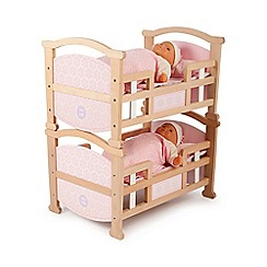 Tidlo - 2 in 1 dolls cradle