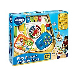 VTech Baby - Play & learn activity table