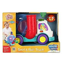 Bright Starts - Swirl & roll truck