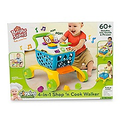 Bright Starts - 4-in-1 shop 'n cook walker