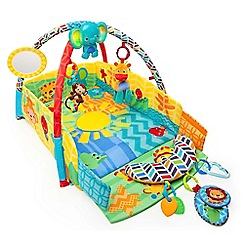 Bright Starts - Sunny safari baby's play place
