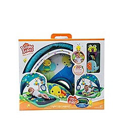 Bright Starts - Light up lagoon activity gym
