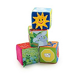 Baby Einstein - Explore & discover soft blocks