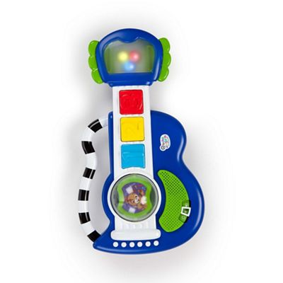 Debenhams Novelty Lighting : Baby Einstein Rock, light & roll guitar Debenhams
