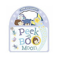 Little Learners - Peek-a-boo moon book