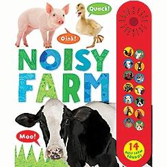 Parragon - Busy farm sound book