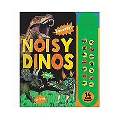 Parragon - Noisy dinos sound book