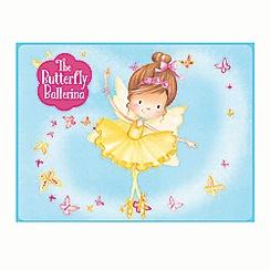 Parragon - Butterfly ballerina lenticular board book