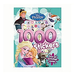 Disney Frozen - 1000 stickers book