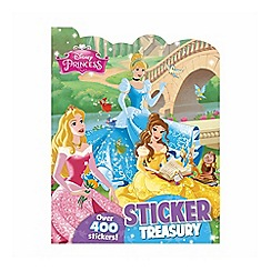 Disney Princess - Sticker treasury