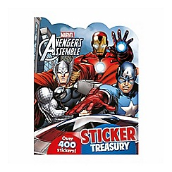 The Avengers - Sticker treasury