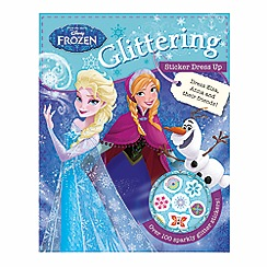 Disney Frozen - Sticker dress up
