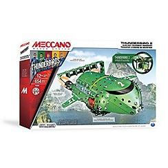 Meccano - Thunderbirds 2