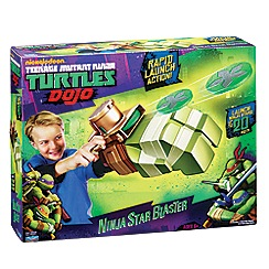 Flair - Teenage Mutant Ninja Turtles Star Blaster