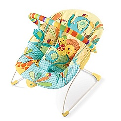 Bright Starts - Sunnyside Safari Bouncer