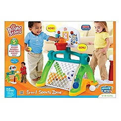 Bright Starts - Having a Ball 5-in-1 Sports Zone