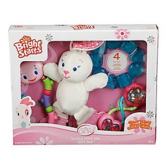 Bright Starts - Teethe with Me Gift Set