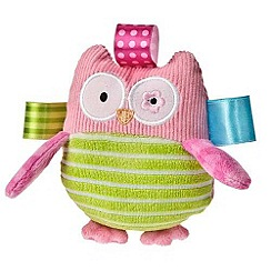 Taggies - Oodles Owl Rattle