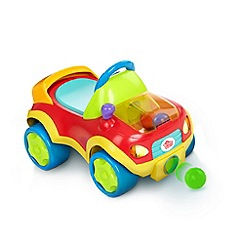 Bright Starts - Having a Ball Pop & Roll Roadster
