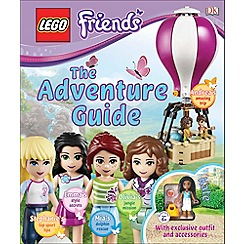 Dorling Kindersley - LEGO Friends The Adventure Guide