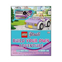 Dorling Kindersley - LEGO Friends Build Your Own Adventure