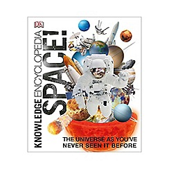 DK Books - Knowledge Encyclopedia Space!