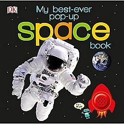 Dorling Kindersley - My Best-Ever Pop-Up Space Book