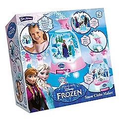 Disney Frozen - Snow globe maker