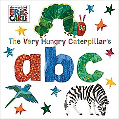 The Very Hungry Caterpillar - ABC book