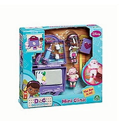 Doc McStuffins - Doc's mini clinic playset