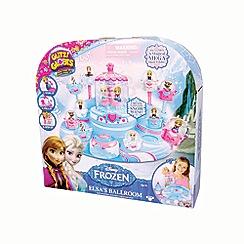 Disney Frozen - Glitzi globes Elsa's ballroom