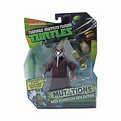 Teenage Mutant Ninja Turtles - Mutations mix n match - Splinter