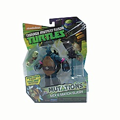 Teenage Mutant Ninja Turtles - Mutations mix n match - slash