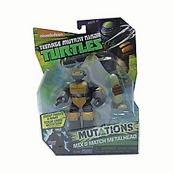 Teenage Mutant Ninja Turtles - Mutations mix n match - metalhead