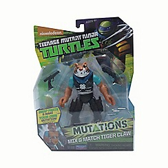 Teenage Mutant Ninja Turtles - Mutations mix n match - tiger claw