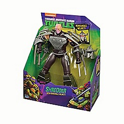 Teenage Mutant Ninja Turtles - Battle shell shredder
