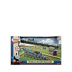 Thomas & Friends - Wooden railway musical melody tracks set
