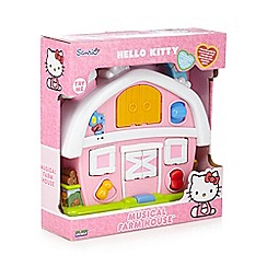 Hello Kitty - Musical Farm House set