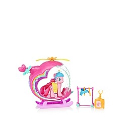 My Little Pony - Pinkie Pie's Rainbow Helicopter toy