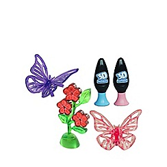 Mookie - 3D butterfly and flower set