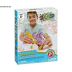 Flair - Cool Create IDO3D Activity Set - Zoo Animals
