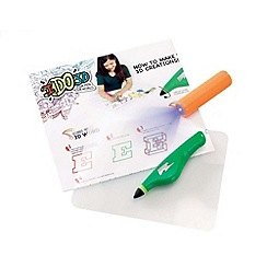 Flair - Cool Create IDO3D Starter Set - Fun with Words