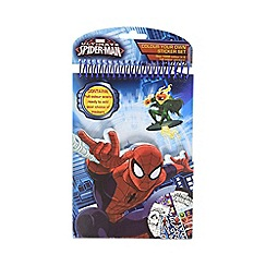Spider-man - Colour Your Own Stickerset