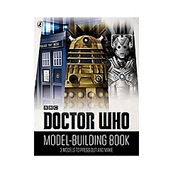 Doctor Who - Model Building Book
