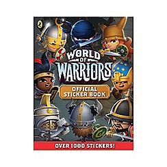 Penguin - World of Warriors Official Sticker Book